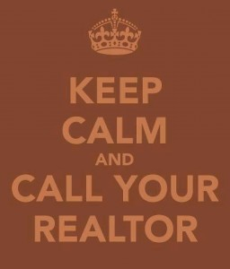 Keep Calm Call Realtor
